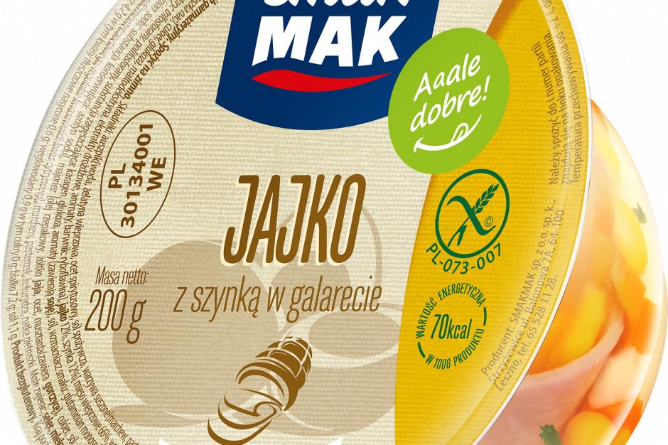 SmakMak wprowadza wołowinę i jajko z szynką w galaretce