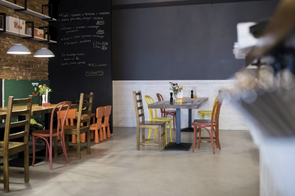 Sfinks z Fabryką Pizzy w Krakowie