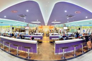 Rośnie udział gastronomii w europejskich centrach handlowych