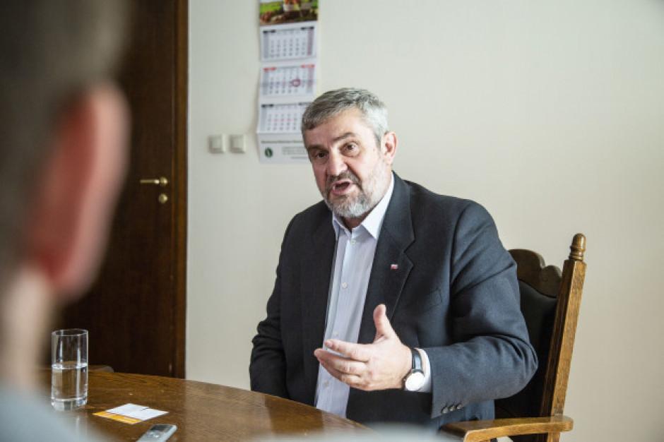 Ardanowski: Depopulacja dzików to warunek konieczny w walce z ASF