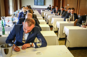 Stowarzyszenie Sommelierów Polskich organizuje konkurs dla młodych degustatorów win