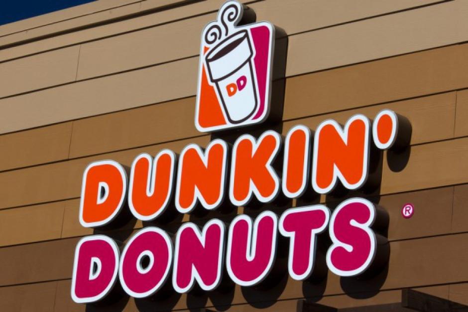 Dunkin' Donuts rezygnuje z drugiego członu nazwy