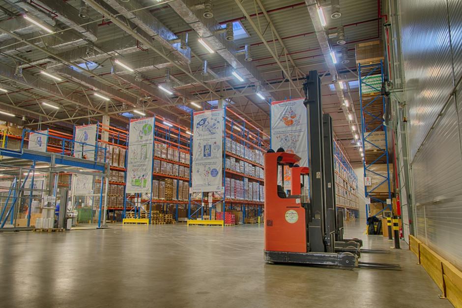 ID Logistics powiększa błońskie centrum dystrybucji Lindt& Sprüngli