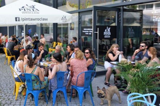 Browar Pinta z pierwszym franczyzowym pubem rzemieślniczym w Polsce