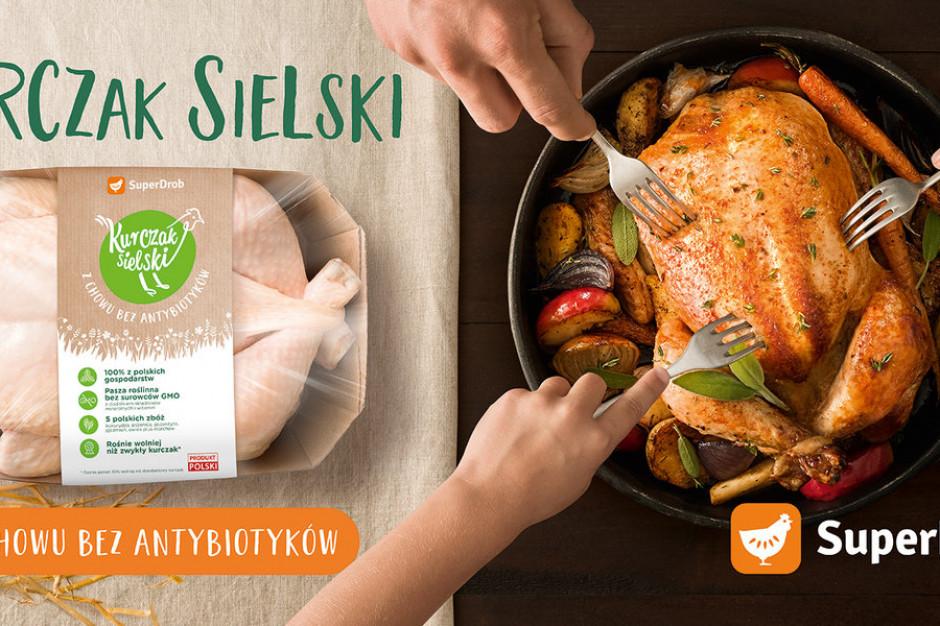 SuperDrob rozpoczyna ogólnopolską kampanię reklamową Kurczaka Sielskiego