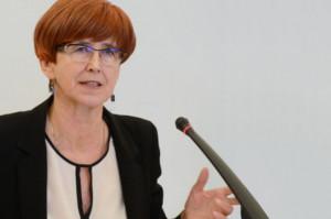 Rafalska: Niska stopa bezrobocia w Polsce powodem do zadowolenia