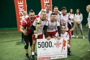 Tyskie Cup i Liga Mistrzów Pomagania