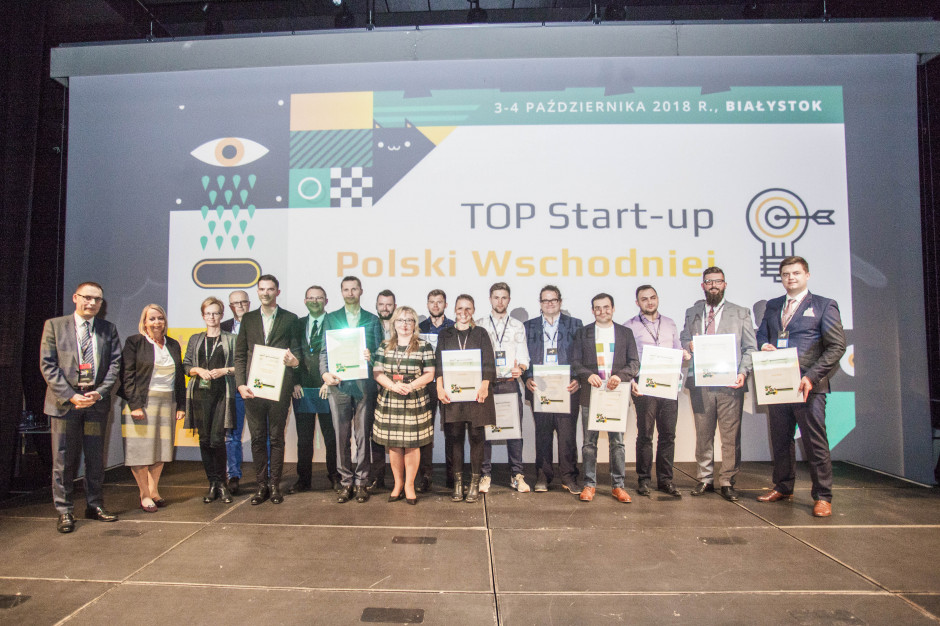 TOP Start-up Polski Wschodniej - poznaj zwycięzców konkursu (wideo)