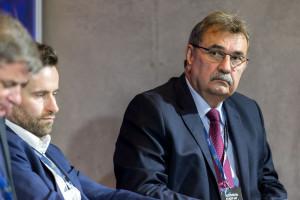 Prezes Spomleku na WKG 2018: Susza wciąż nie wpływa na wzrost cen mleka (wideo)