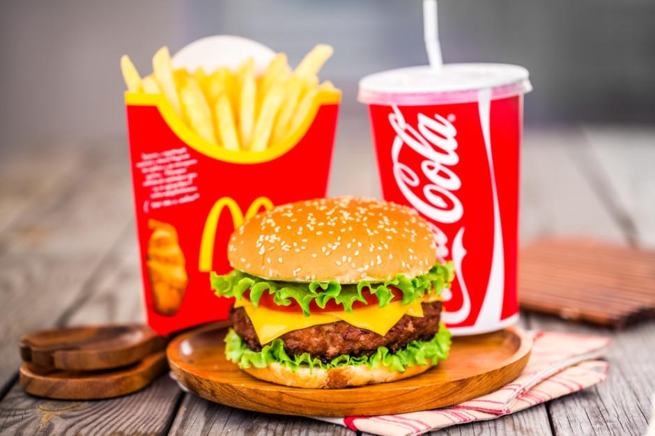 Coca-Cola i McDonald's wśród 10 największych marek na świecie