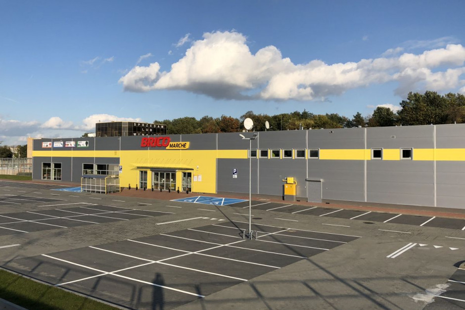 Grupa Muszkieterów otworzyła sklep Bricomarché w Świdniku