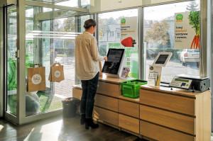 Bio Family to pierwszy bezobsługowy i całodobowy supermarket w Europie