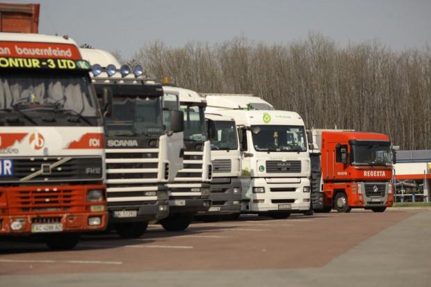 Rosną floty ciężarówek
