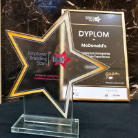 McDonald's nagrodzony za proces rekrutacji
