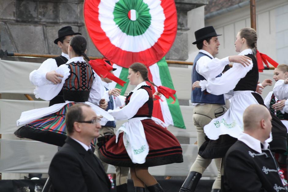 Węgrzy najbardziej otyłym narodem Europy