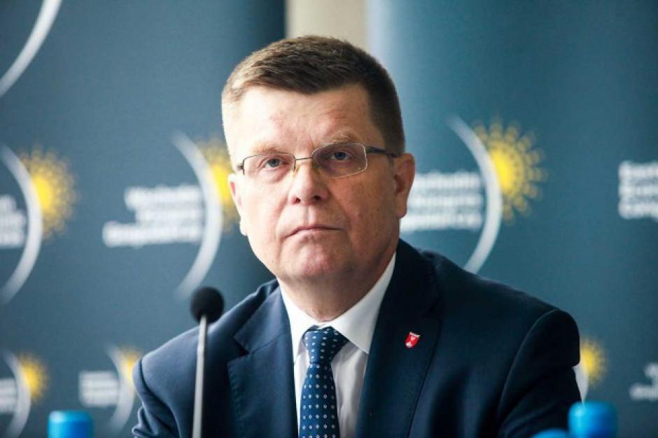 Jerzy Leszczyński na WKG 2018: Promujemy Podlasie i wspieramy producentów żywności