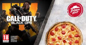 Pizza Hut współpracuje z producentami gry Call of Duty