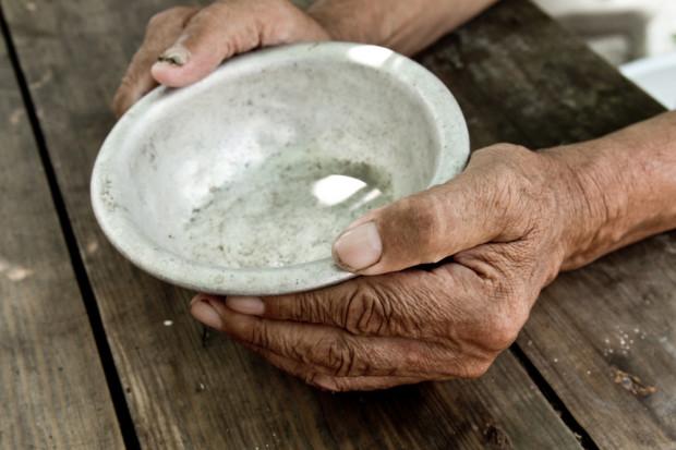 Z powodu głodu cierpi 821 mln ludzi na świecie