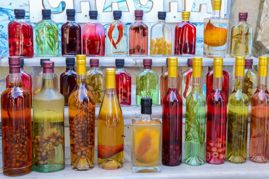 Smakowe wódki siłą producentów