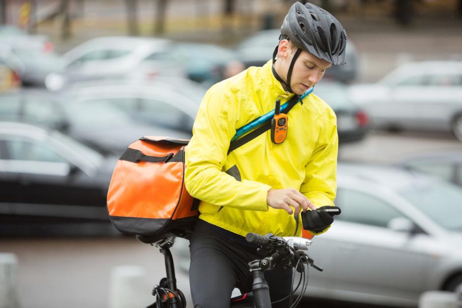 Lidl dostarczy zakupy do domu przez kurierów na rowerach