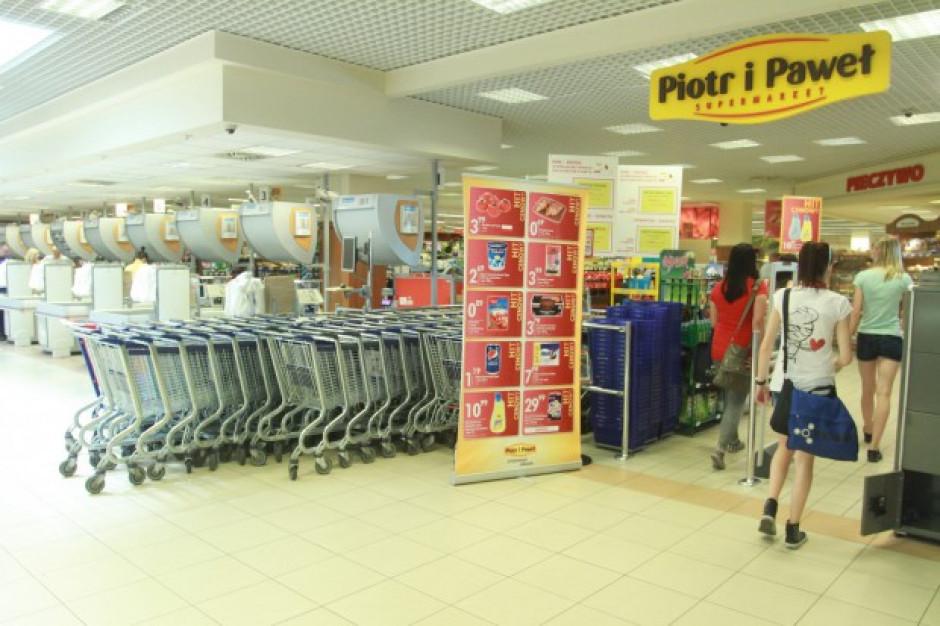Piotr i Paweł ma już tylko 108 sklepów