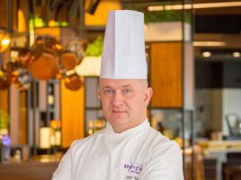 Szef kuchni: Goście restauracji hotelowych cenią dania wege oraz lokalne produkty