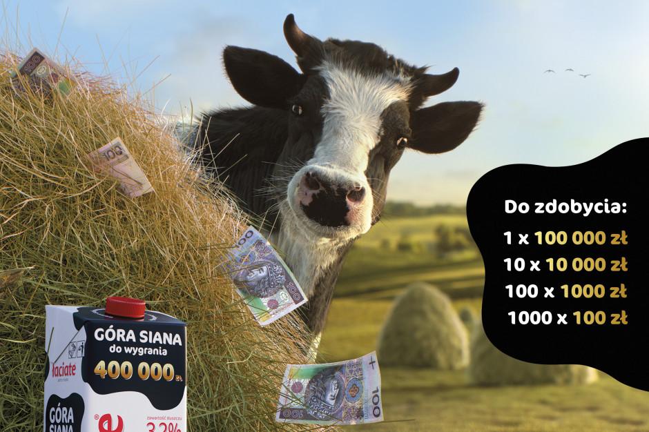 Nowa loteria konsumencka Mlekpolu