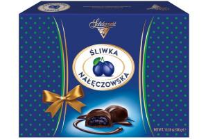 Nowy wizerunek Śliwki Nałęczowskiej połączony z loterią dla konsumentów