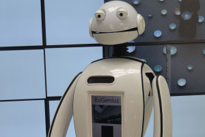 Robot obsłuży gości katowickiej restauracji