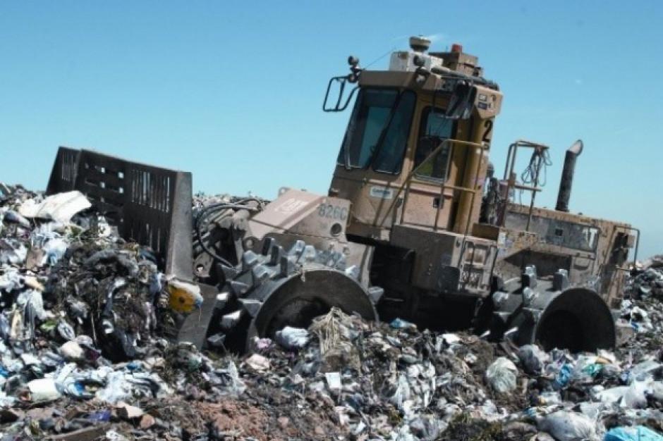 Nielegalne śmieci sprowadzone z Niemiec do Polski