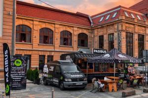 Food trucki coraz chętniej szukają innych miejsc niż zloty