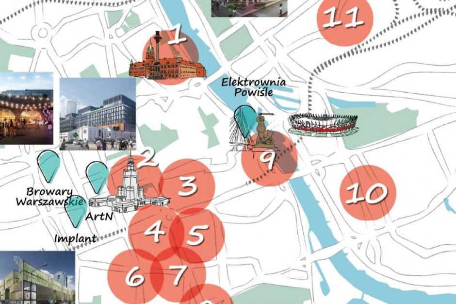 Knight Frank publikuje nową edycję kulinarnej mapy Warszawy