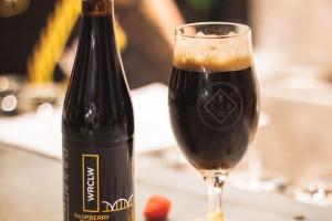 Plantatorzy malin i wrocławscy piwowarzy podjęli współpracę. Efektem jest malinowe piwo