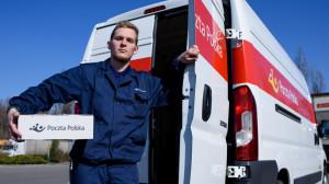 Poczta Polska z rekordowym wzrostem sprzedaży usług kurierskich