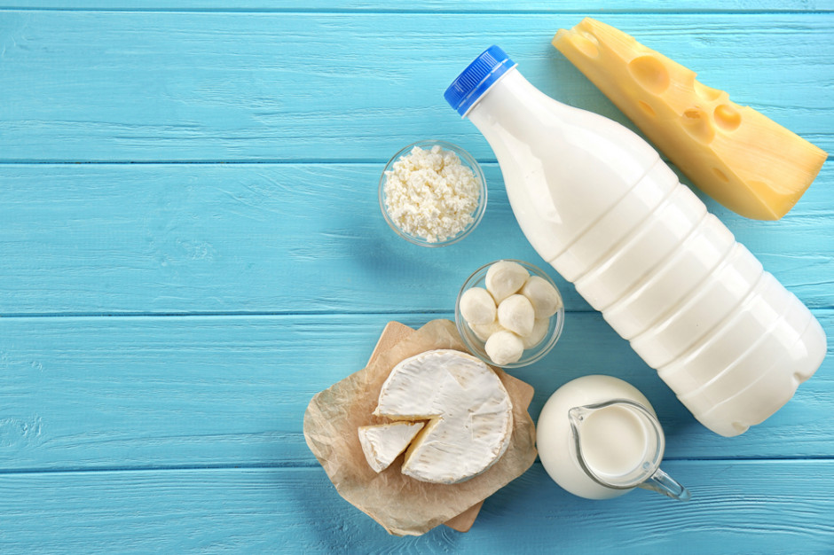 Polska eksportuje więcej produktów mleczarskich, ale po niższych cenach