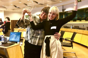 Polka hodująca pstrągi w grupie najbardziej innowacyjnych rolniczek w UE