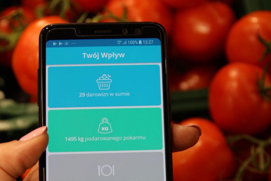 Niemarnowanie żywności: Tesco uruchamia aplikację FoodCloud