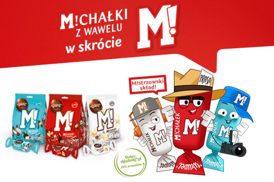 M!chałki z Wawelu w skrócie M! – nowa kampania marki Wawel (wideo)