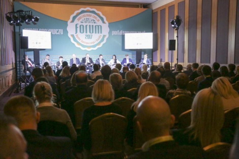 Przedstawiciele Komisji Europejskiej, MRiRW, POHiD i UOKiK na FRSiH 2018