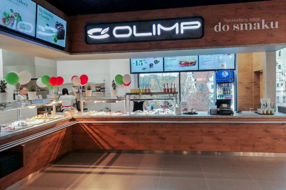 Gastromall Group: 80. restauracja Olimp w Polsce już działa