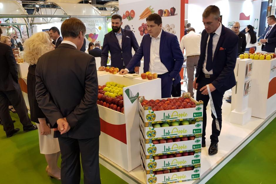 LubApple po targach Fruit Attraction 2018: Nowe kontrakty z krajami Afryki i Bliskiego Wschodu