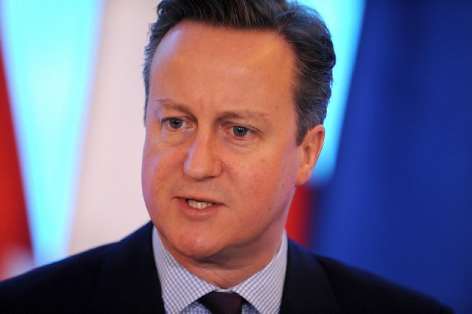 David Cameron i John Kerry apelują o zwiększenie ochrony oceanów
