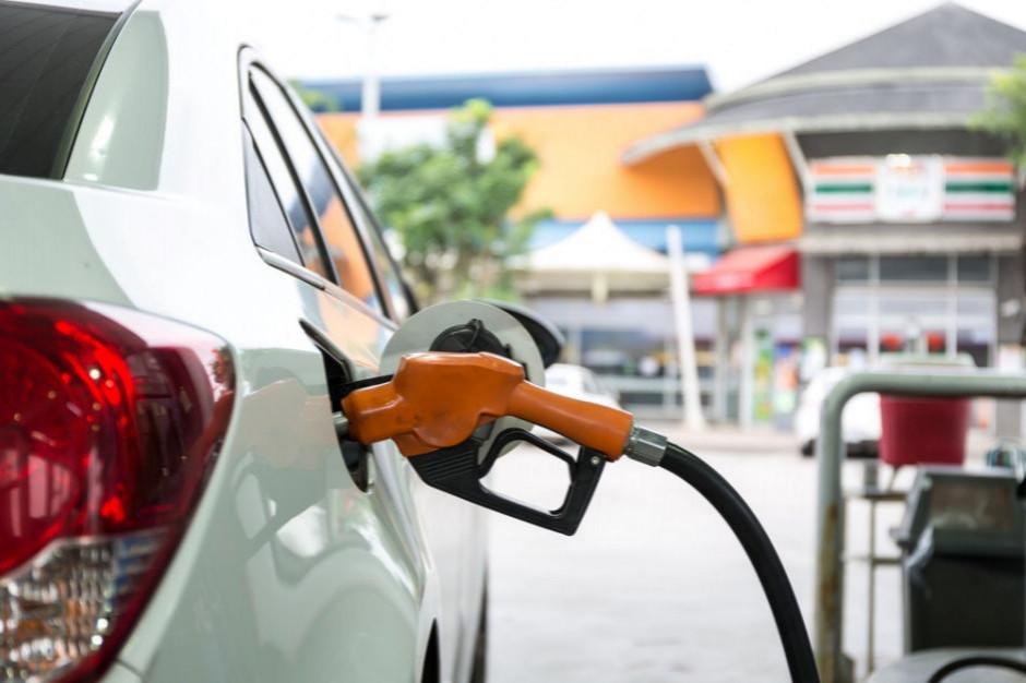 Przy sklepach sieci handlowych działa 190 stacji paliw
