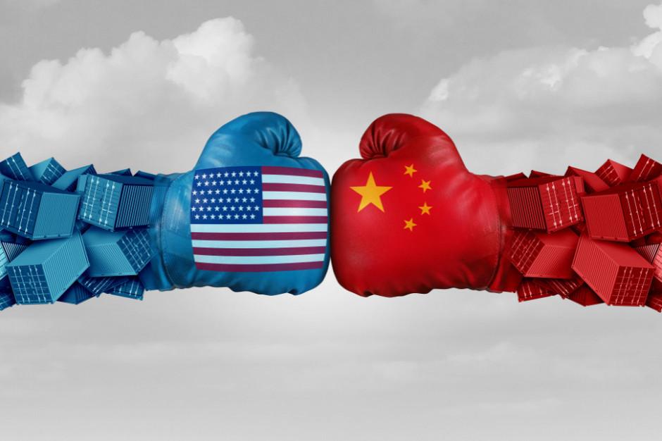 Szef Alibaby: wojna handlowa USA i Chin to