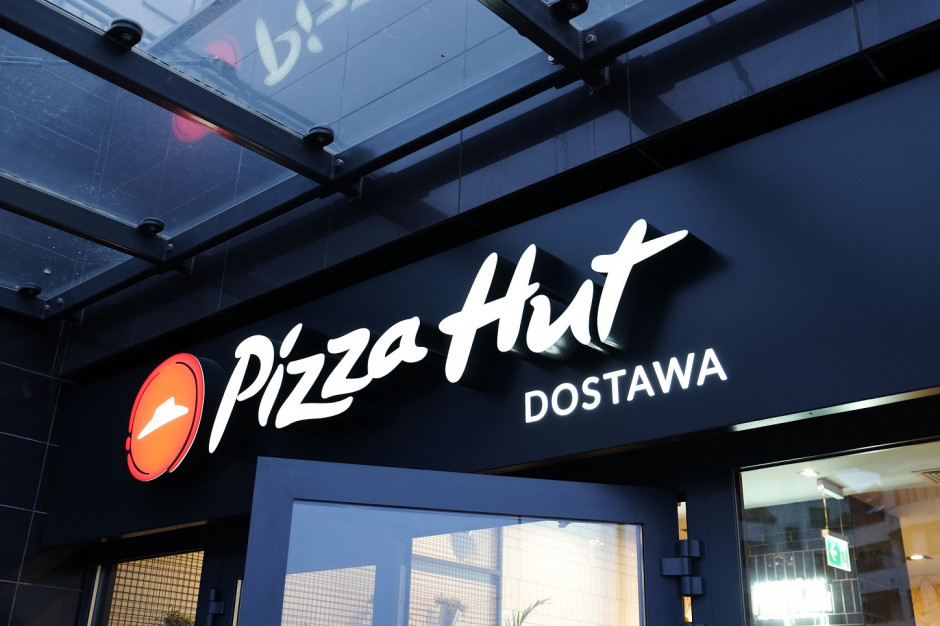 Pizza Hut Delivery z drugim lokalem w Łodzi