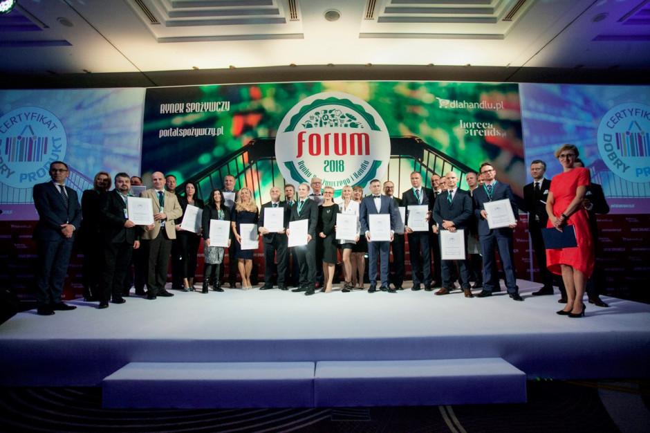 FRSiH 2018: Poznaj laureatów certyfikatów