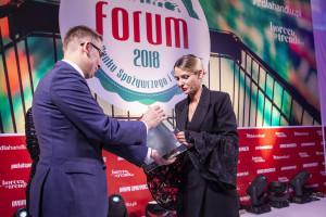 Zdjęcie numer 3 - galeria: FRSiH 2018: Wręczono Nagrody Rynku Spożywczego 2018 (galeria zdjęć)