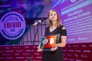 Zdjęcie numer 4 - galeria: FRSiH 2018: Wręczono Nagrody Rynku Spożywczego 2018 (galeria zdjęć)