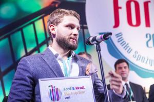 Zdjęcie numer 1 - galeria: FRSiH 2018: Po raz drugi wręczono nagrody Food&Retail Start-up Star (zdjęcia)