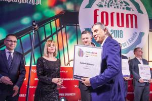 Zdjęcie numer 5 - galeria: FRSiH 2018: Po raz drugi wręczono nagrody Food&Retail Start-up Star (zdjęcia)